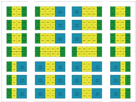 哈尔滨种博会2020年四大论坛峰会 场馆平面图
